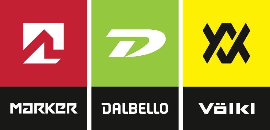Marker Dalbello Volkl logo